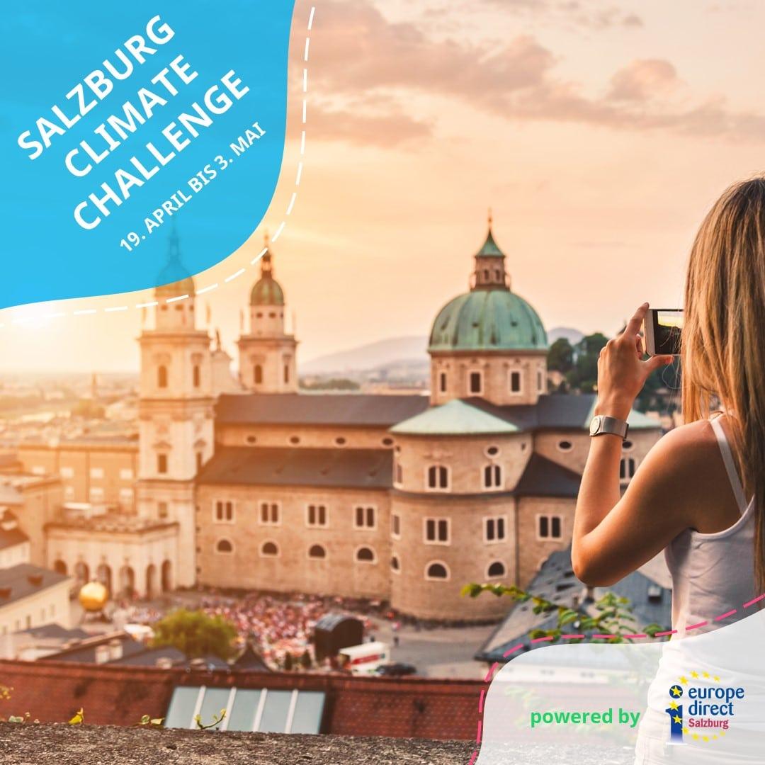 Challenges 5 Salzburg Climate Challenge