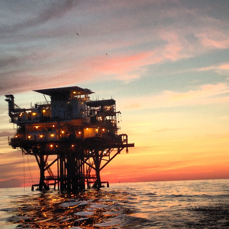 SHELL verliert vor Gericht 1 oil rig in the gulf of mexico DZL2Y2B